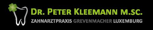 Dr. Peter Kleemann M.SC.